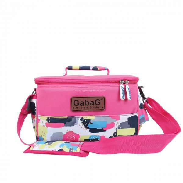 Gabag Single Sling Series Pink Camo